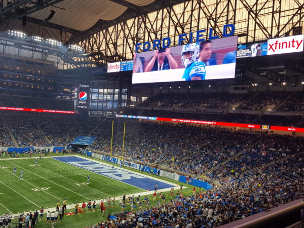 Commercial – Ford Field